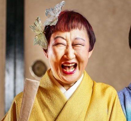 田辺 鶴瑛の「介護講談」を開催