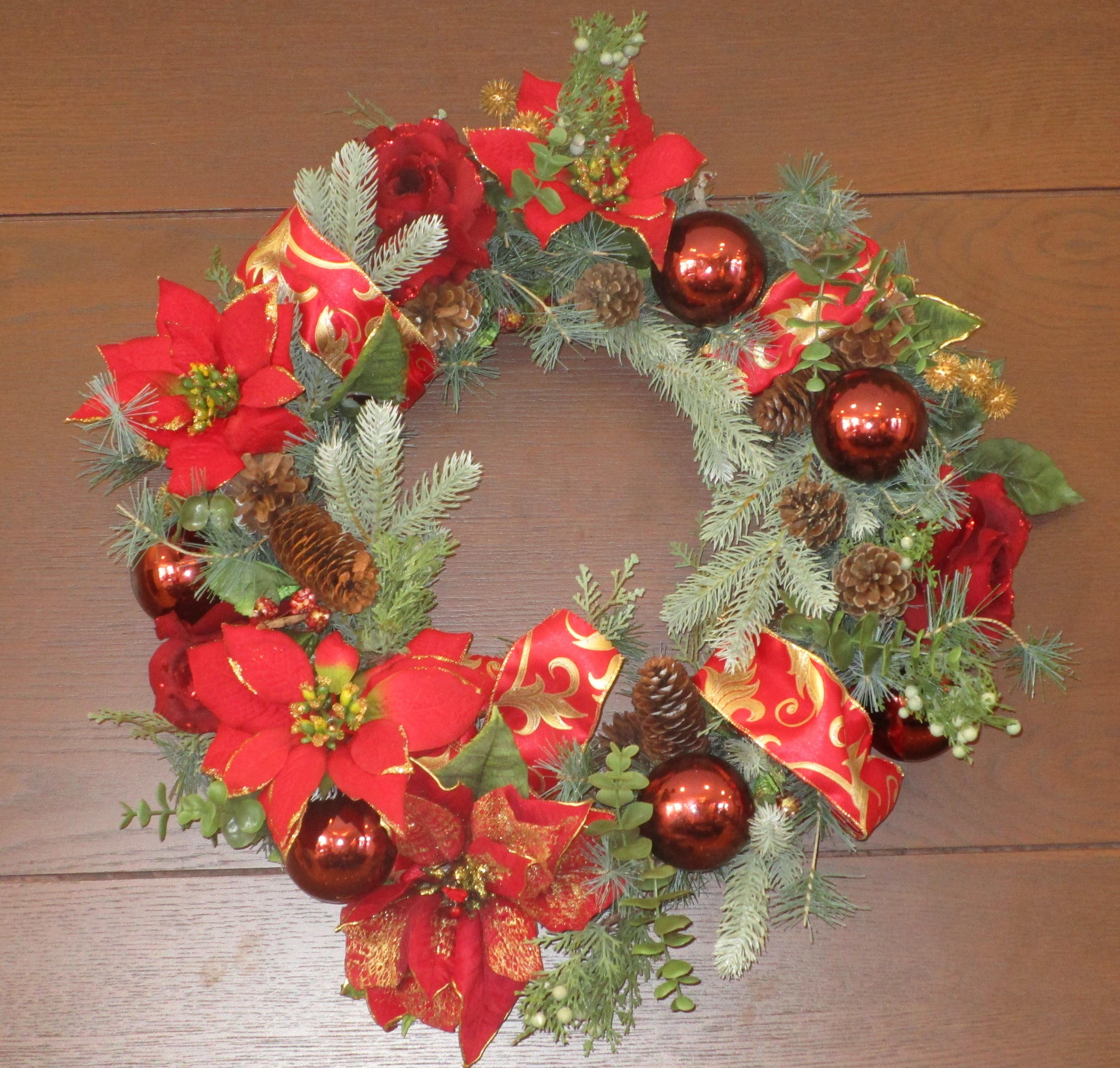 ☆クリスマスツリー☆が出来上がりました!!