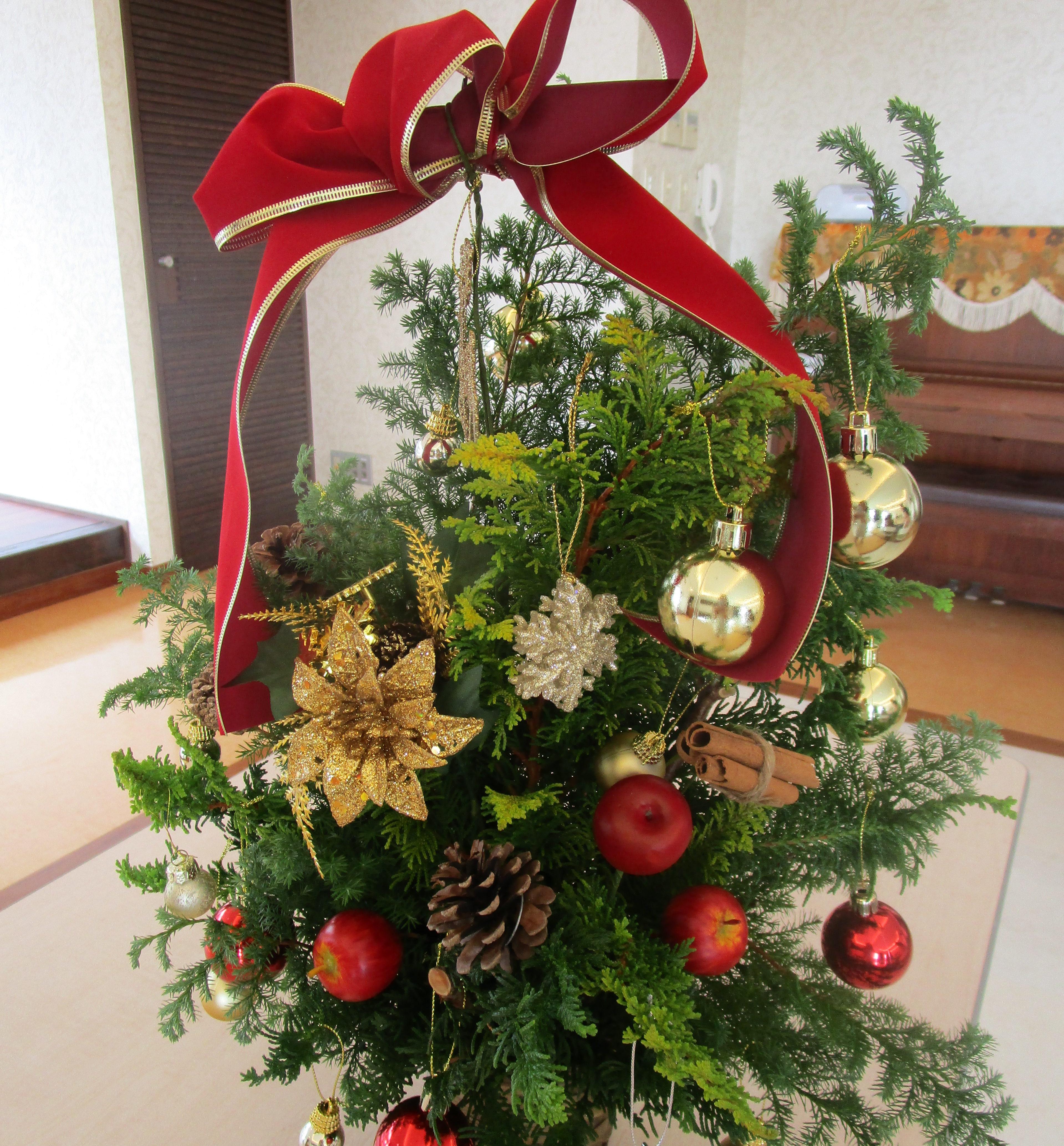 ★クリスマスアレンジメント講習会★